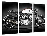 Poster Fotográfico Moto Yamaha, Carretera, Color Tamaño total: 97 x 62 cm XXL