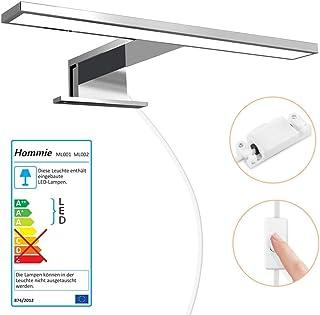 Apliques Espejo Baño LED Impermeable IP44, Hommie 30cm con