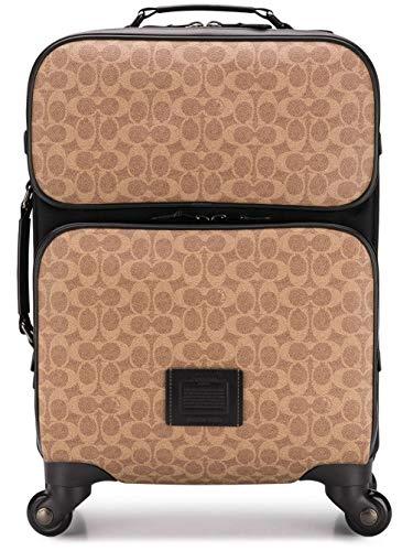Coach 69368 Academy Signature - Maleta de viaje, color marrón