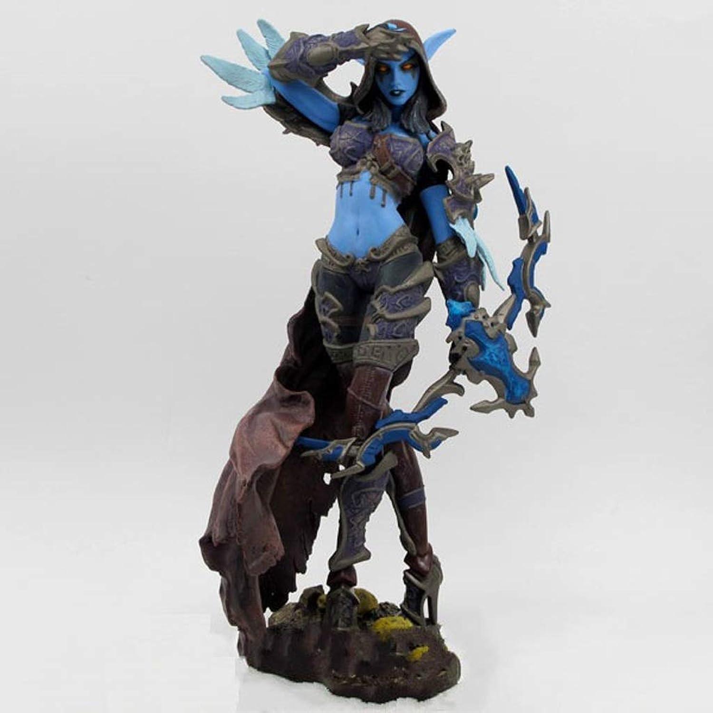 orden en línea LYN World of Warcraft-22CM Anime Sylvanas Sylvanas Sylvanas Windrunner Doll Modelo Juguetes Regalos Colecciones Arte Artesanía  directo de fábrica