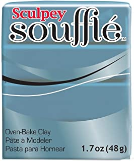 working with sculpey souffle
