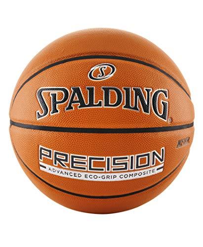 "Spalding Precision Indoor Game Basketball , Orange, 29.5"""