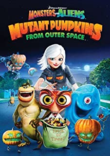 Monsters Vs. Aliens: Mutant Pumpkins From Outer Space by Reese Witherspoon