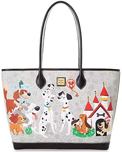 Disney Parks Exclusive - Dooney & Bourke Shopper Tote Dogs -  DisneyParks, DS-41459
