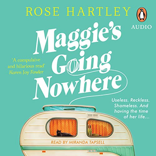 Maggie's Going Nowhere cover art