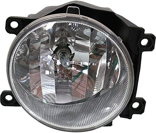 Fog Light Lamp Front Right Hand Compatible Baltimore OFFicial site Mall Side Passenger RH wit
