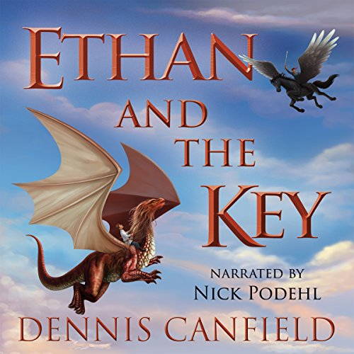 Ethan and the Key audiobook cover art