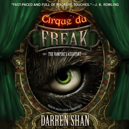 Cirque du Freak: The Vampire's Assistant cover art