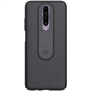 Nillkin CamShield Case for Xiaomi Redmi K30, K30i, Poco X2 - Black