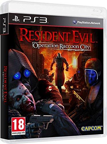 Capcom Resident Evil: Operation Raccoon City, PS3 videogioco PlayStation 3