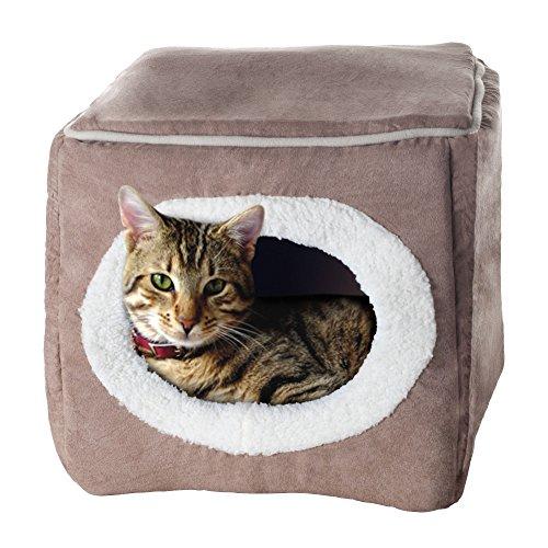 Cat Cube Cozy Cat House / Cat Condo Now $16.99 (Was $26.98)