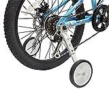 CHILDHOOD Bicycle Training Wheels Fits 18 to 22 inch Kids Variable Bike (Training Wheels)