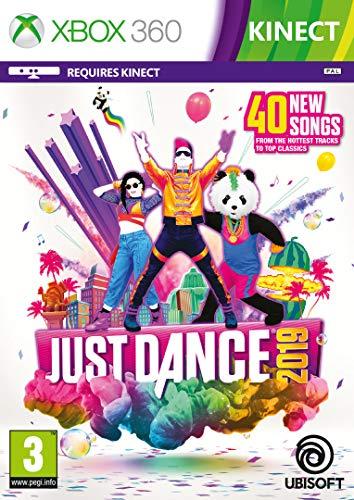 Ubisoft Just Dance 2019 Básico Xbox 360 Inglés vídeo - Juego (Xbox 360, Danza, Modo multijugador, PG (Guía parental))