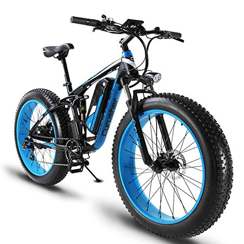 Cyrusher XF800 750W Electric Bike 264 Fat Tire Mountain...