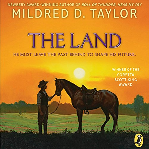 The Land  By  cover art