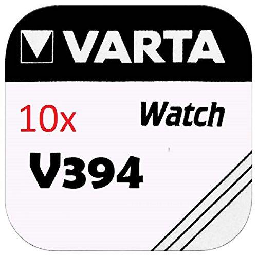 VARTA KNOPFZELLEN 394 SR936SW (10 Stück, V394)