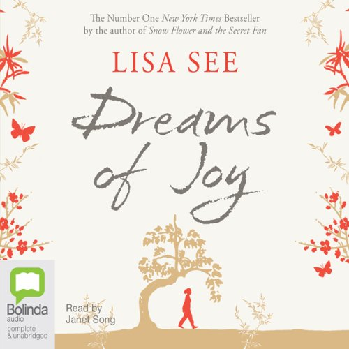 Dreams of Joy audiobook cover art