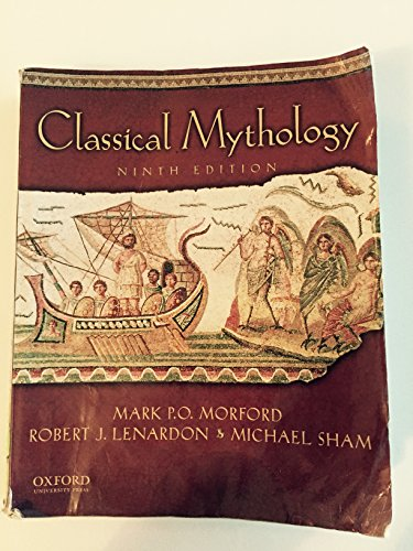 Classical Mythology 9th (nineth) edition