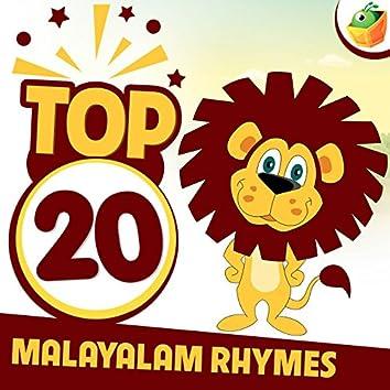 Top 20 Rhymes