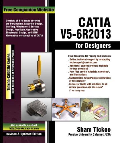 CATIA V5-6R2013 for Designers (English Edition)