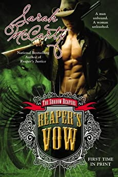 Reaper's Vow (The Shadow Reapers Book 2) by [Sarah McCarty]