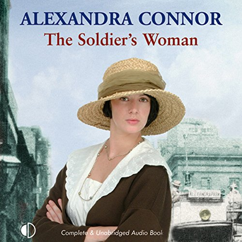 The Soldier's Woman audiobook cover art