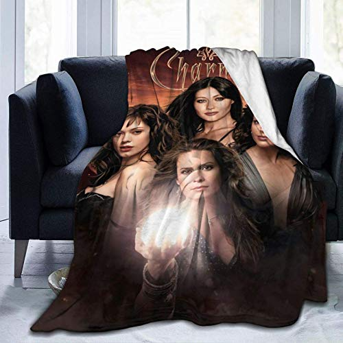 Yuantaicuifeng Charmed 1998 Throw Blanket Geeignete Ultra Soft Weighted Bedding Fleece Decke für Schlafsofa Office 50 'x 40' Travel Multi-Size für Erwachsene