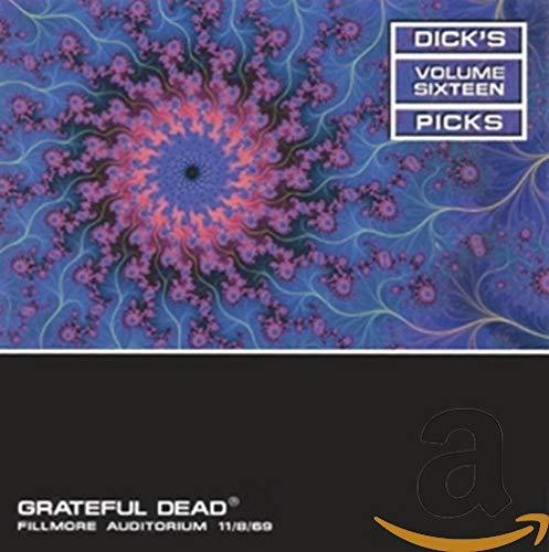 Dick's Picks Vol. 16-Fillmore Auditorium, San Francisco, CA 11/8/69 (3-CD Set)
