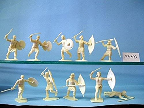 Armies in Plastic 5440 Egypt & Sudan 1881-1898 Dervish Warriors Ansars 20 figures 1 32 54mm by Armies in Plastic