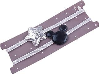 Baby Girl Crown Tiaras Headband Silver Gold Princess Star Toddler Birthday Gift JA72