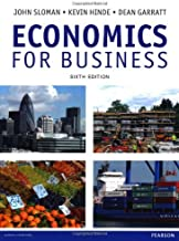 Economics for Business by John Sloman (2013-10-09)