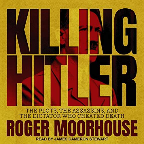 Killing Hitler audiobook cover art