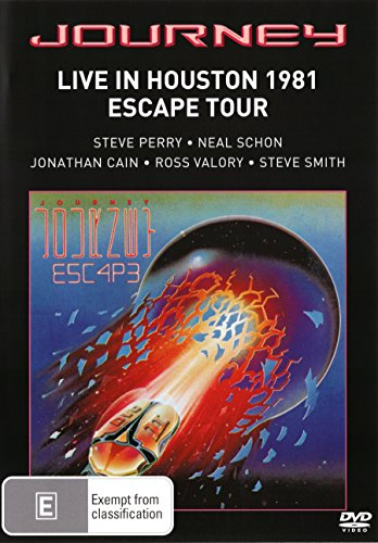 Journey: Live in Houston - The E...