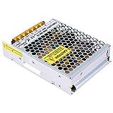 Shipenophy Convertidor de conmutación Ultrafino de Control Inteligente PWM confiable Fuente de alimentación de CA a CC para Tiras duras de LED