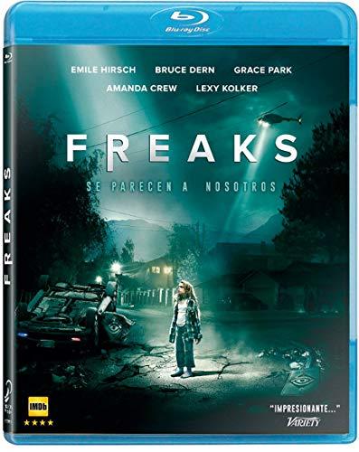 Freaks Blu-Ray [Blu-ray]