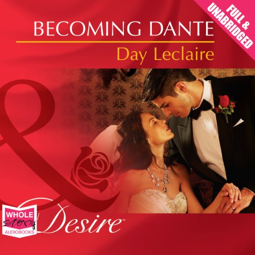 Becoming Dante audiobook cover art