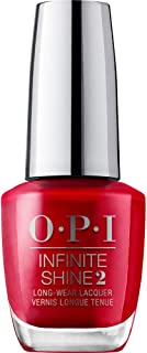 OPI Infinite Shine, Red Shades