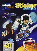 Disney Junior Miles from Tomorrow Sticker Scenes: Over 40 stickers!