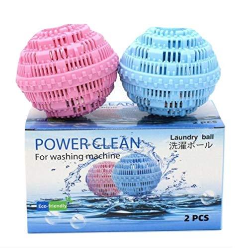 Lopehpl 洗濯ボール ランドリボール 洗剤不要 経済的 環境に優しい 特殊セラミックス 除菌 抗菌 防カビ エコ 清潔 繰り返し使える 便利