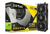 ZOTAC GeForce GTX 1080 8GB AMP! Extreme Edition ZT-P10800B-10P Three DP + HDMI + DVI Sched...