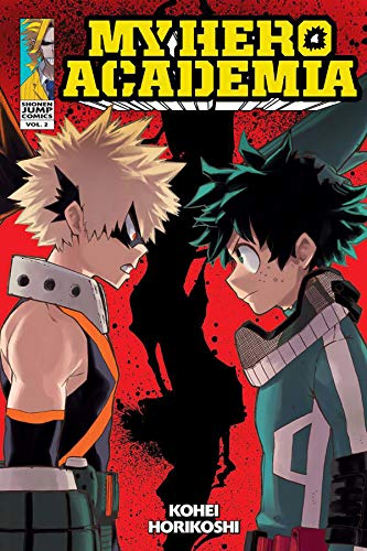 My Hero Academia Volume 2: Rage, You Damned Nerd