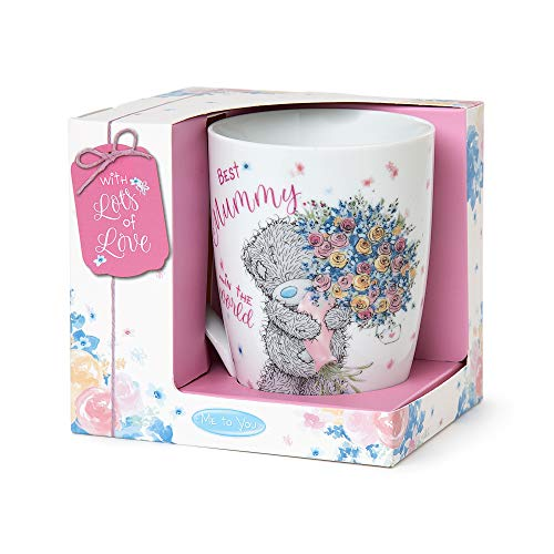 Me to You Me to You Tasse mit Tatty Teddy-Motiv, in Geschenkverpackung, Rosa