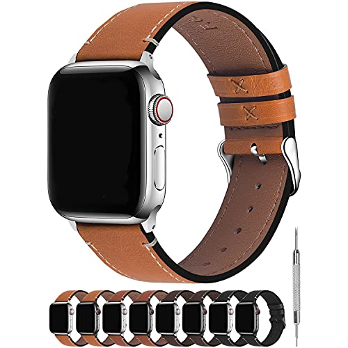 Fullmosa Correa de piel para Apple Watch
