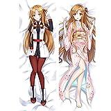 Funda De Almohada De Anime Sword Art Online, Soft Lindas Fundas...