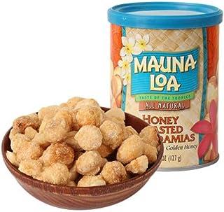 Mauna Loa莫纳罗夏威夷果仁 无盐原味烘焙焗烤纯果仁 127g (美国进口) (蜂蜜味)