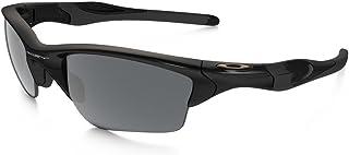 نظارات شمسية هاف جاكيت 2.0 بتصميم مستطيل للرجال من اوكلي OO9144