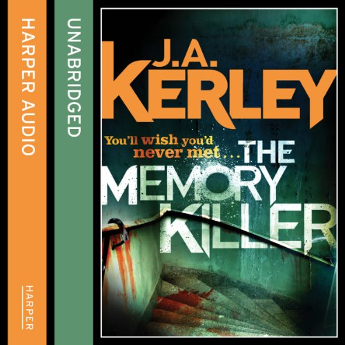 The Memory Killer cover art