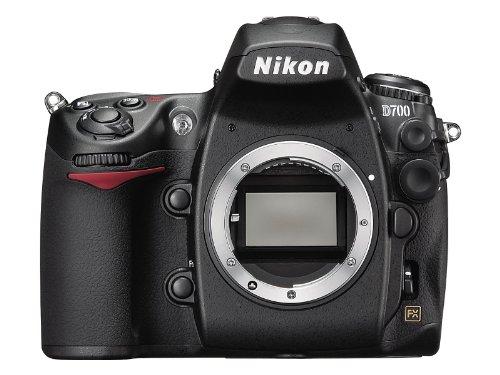 Nikon D700 - Cámara Réflex Digital 12.1 MP (Cuerpo)