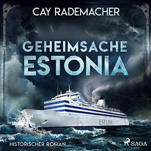 Geheimsache Estonia Titelbild