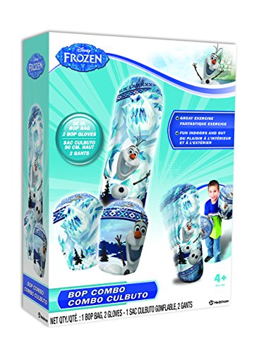 """Hedstrom 56-8534 Frozen Bop Bag Combo, 36"""""""